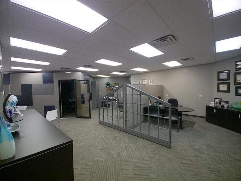 West Wichita, KS Interior Offices