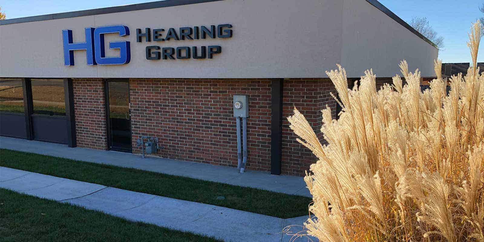 Exterior of Our Hearing Group Derby, KS Offices