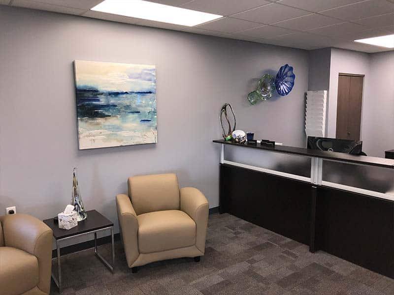 Derby, KS Interior Waiting Room