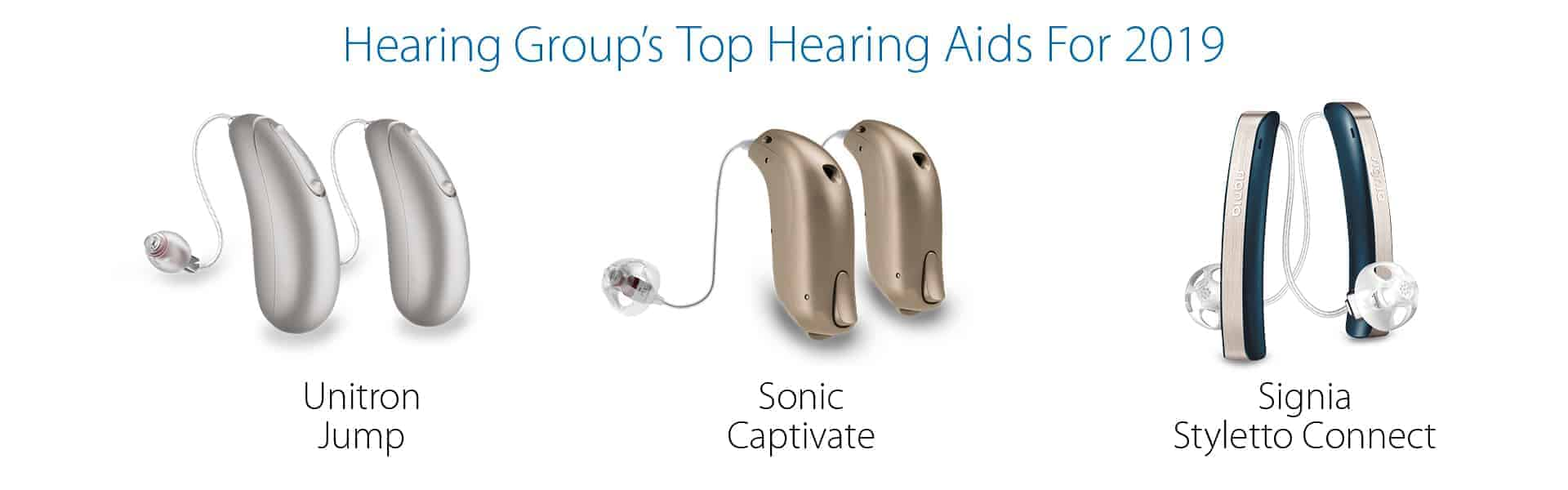 Hearing Groups Top Hearing Aids For 2019