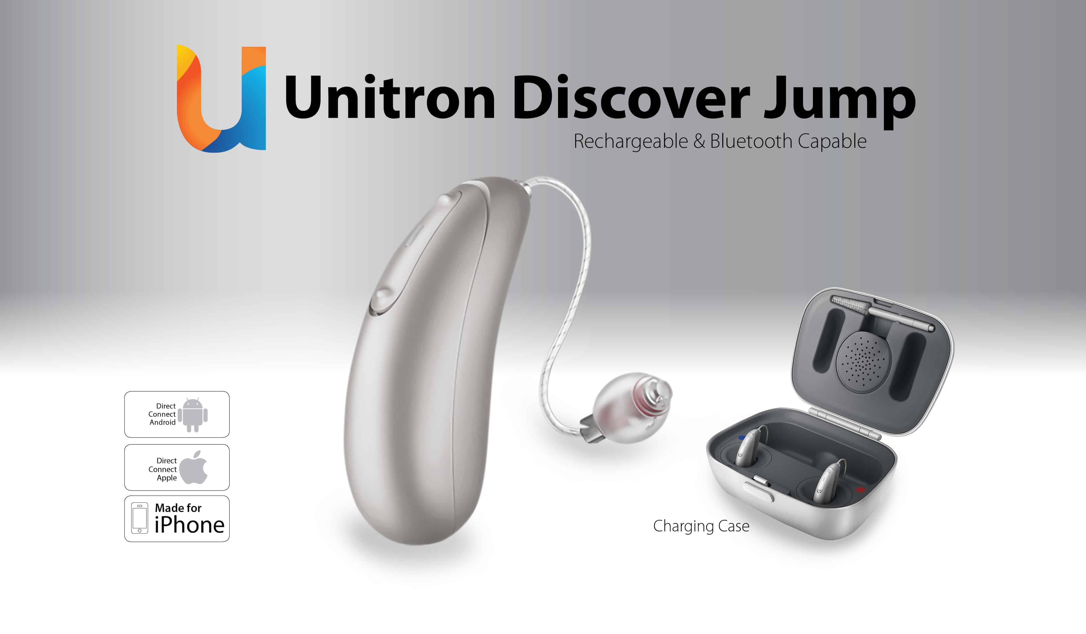 Discover Jump Hearing Aids
