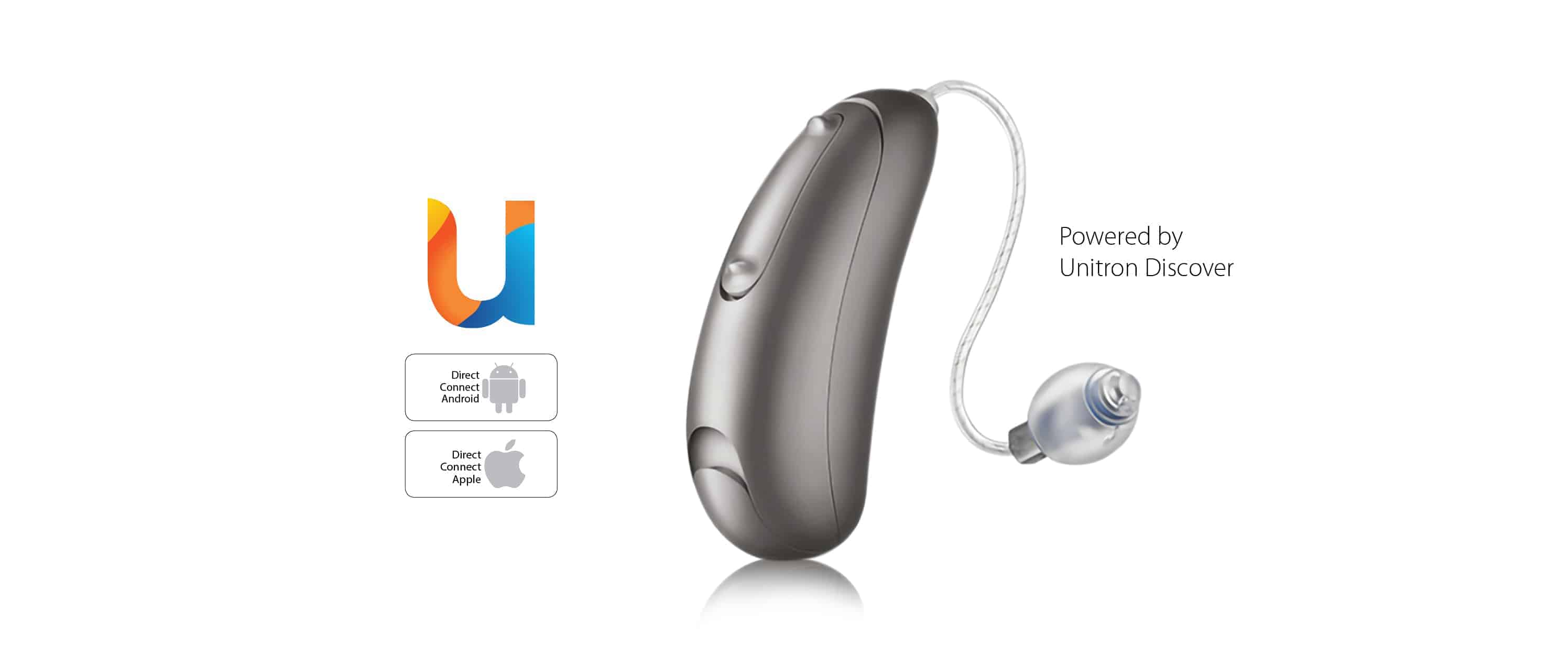 Discover Fit Hearing Aid