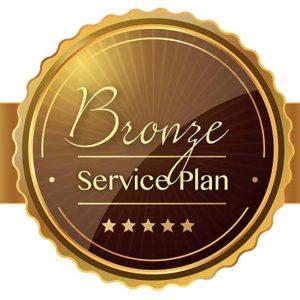 Bronze Hearing Aid Service Plan