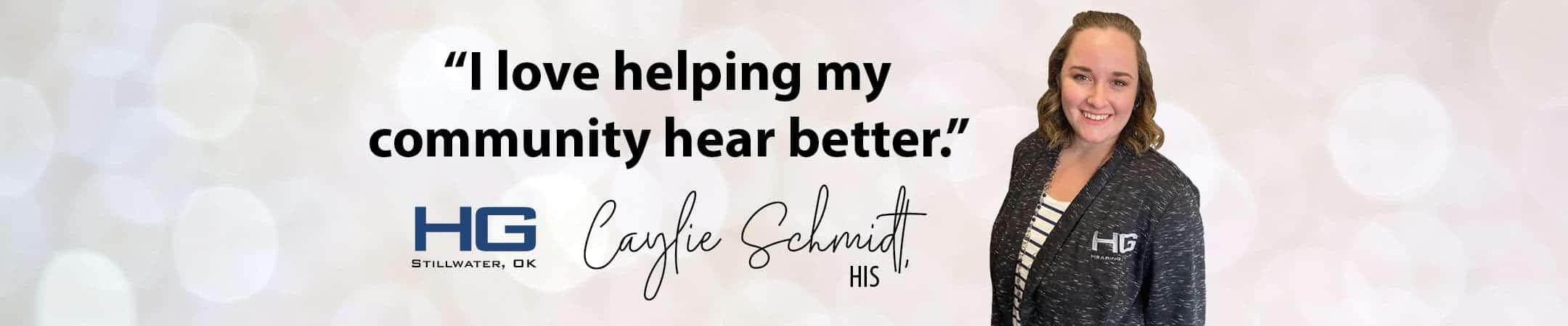 Caylie Schmidt