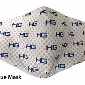 Adult Blue Hearing Aid Friendly Mask