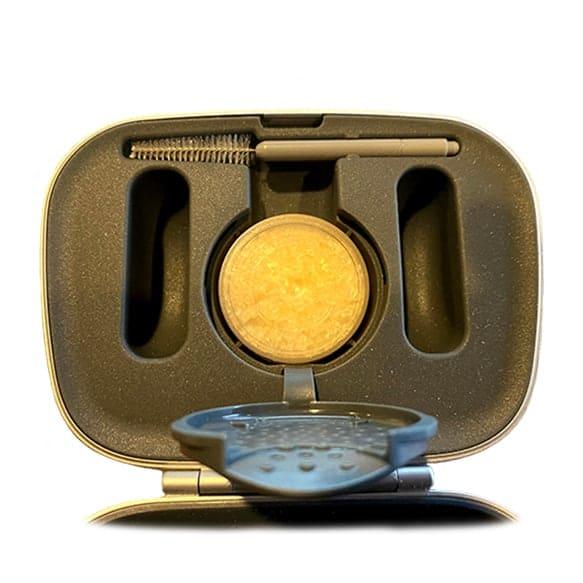 Unitron Charging case inside-top