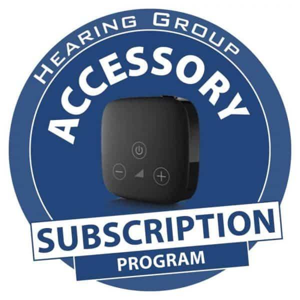 Accessory Subscription Program logo