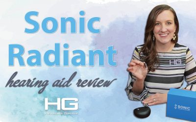 Sonic Radiant Hearing Aid Review