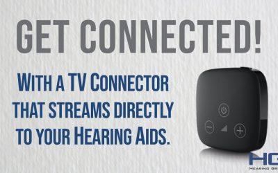 Unitron Hearing Aid TV Connector