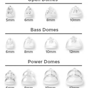 miniFit Speaker Domes